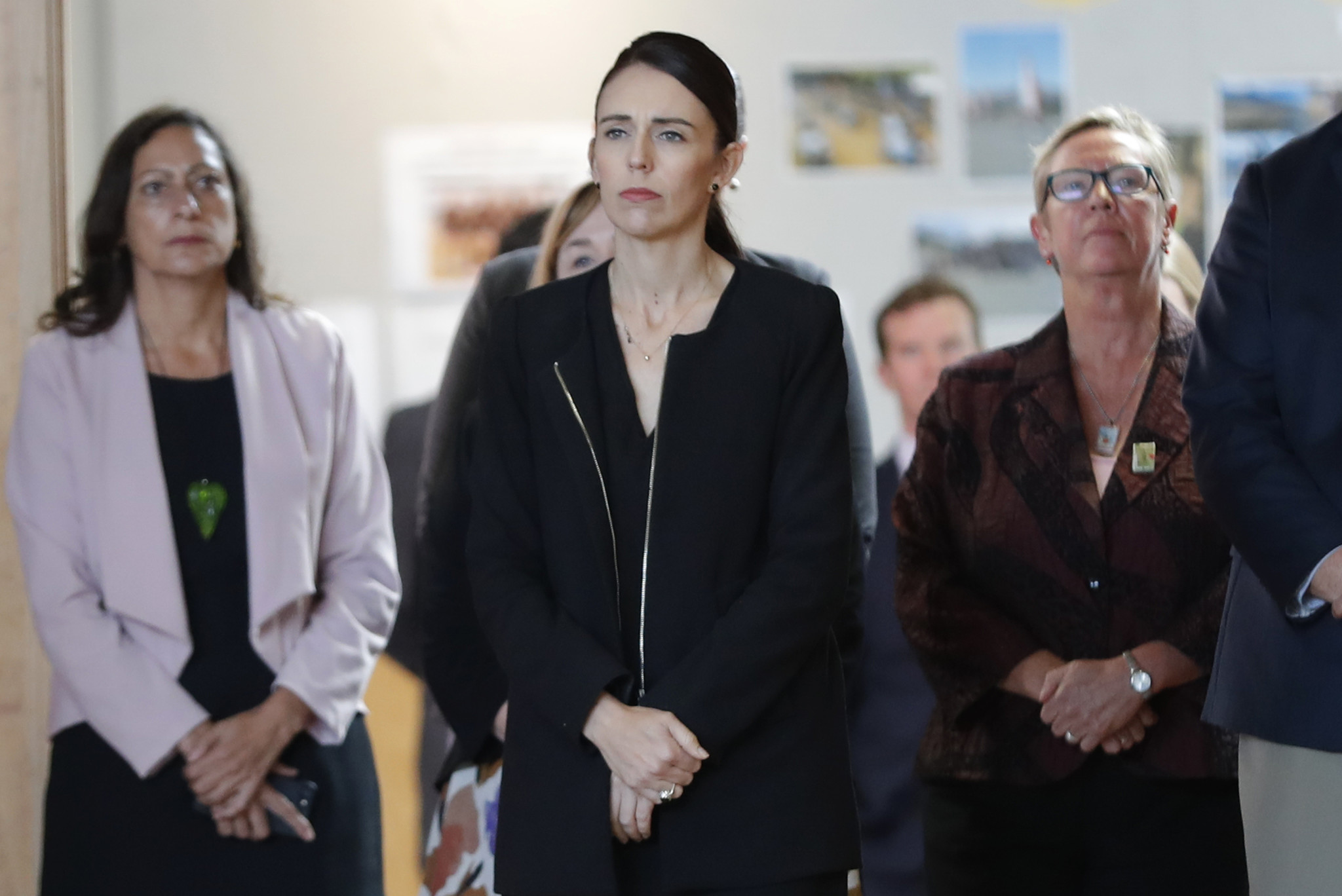 'You will never hear me mention his name': New Zealand's prime minister vows to deny accused mass shooter notoriety
