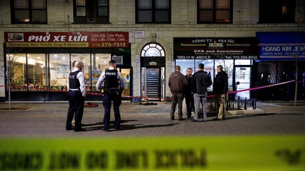 2 wounded, 1 critically, in Uptown shooting on Argyle Street: 'It was chaotic'