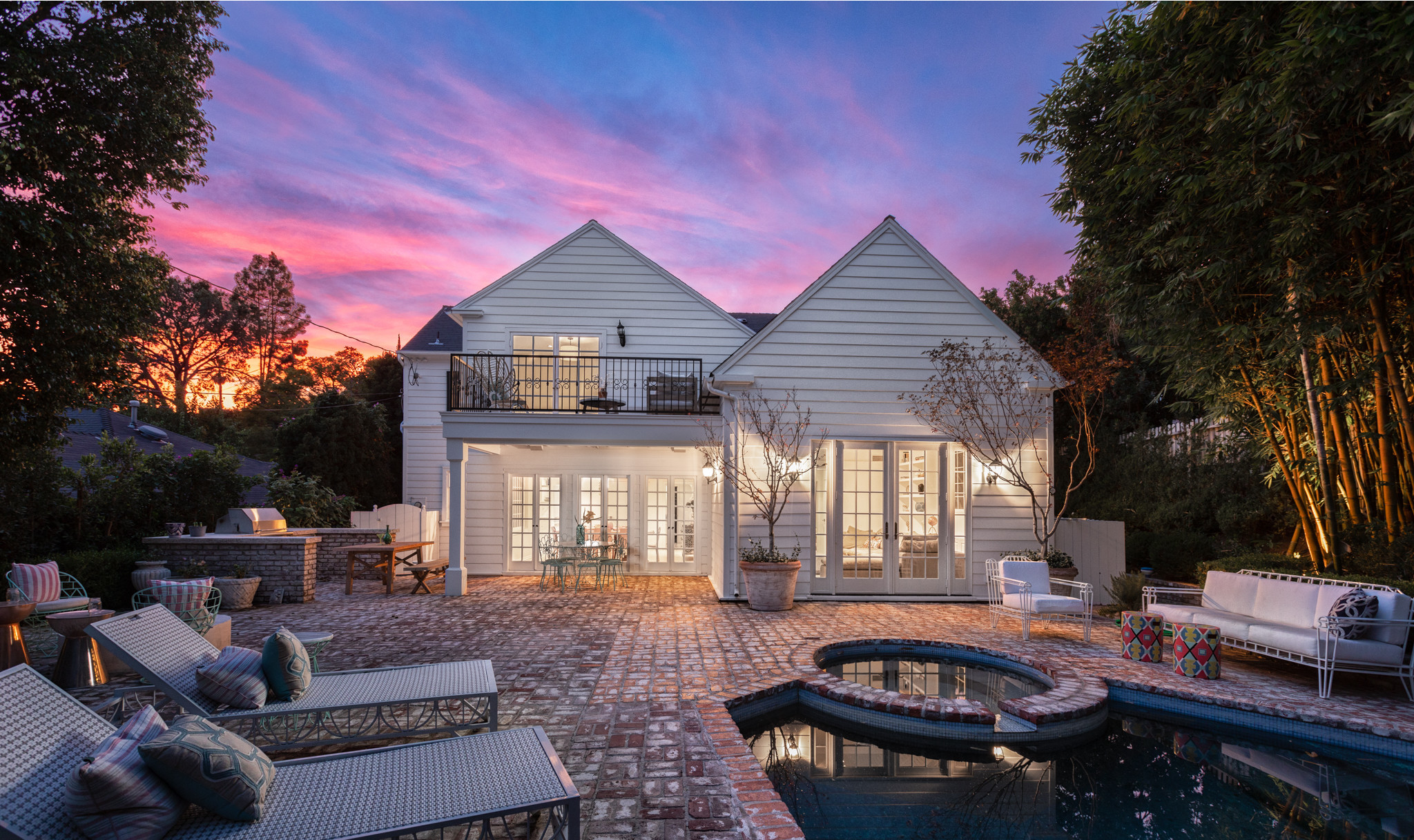 Bette Midler's onetime Hollywood Hills home hits the market with a new look