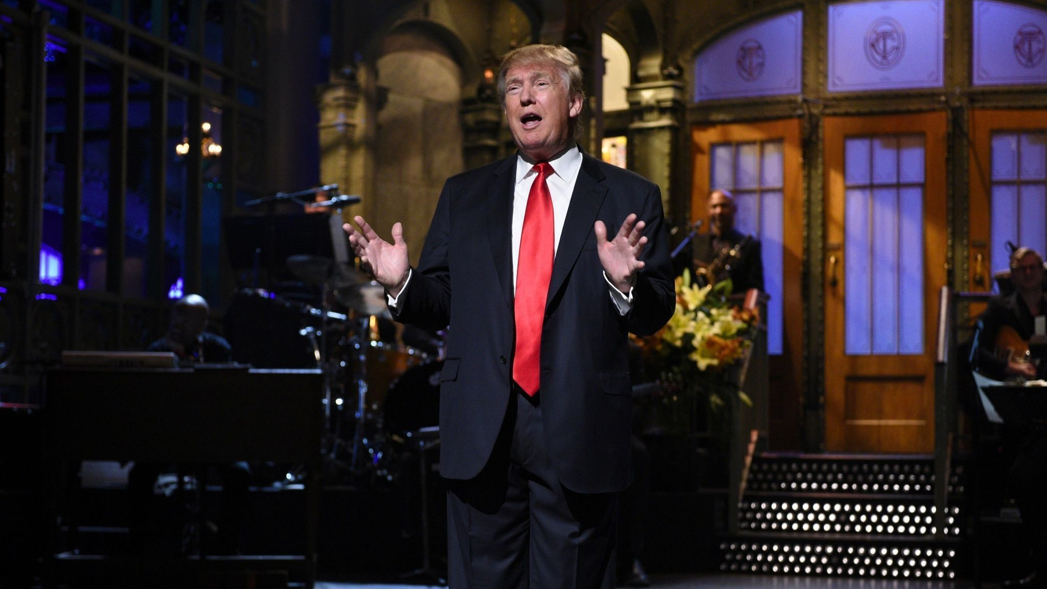 Trump versus 'Saturday Night Live': Actually, the president has a point