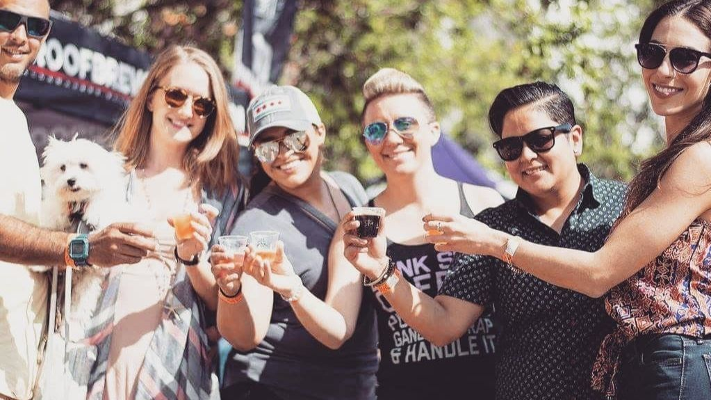 FemAle Brew Fest, a beer bash for women by women, pours one out for equality in Hallandale Beach