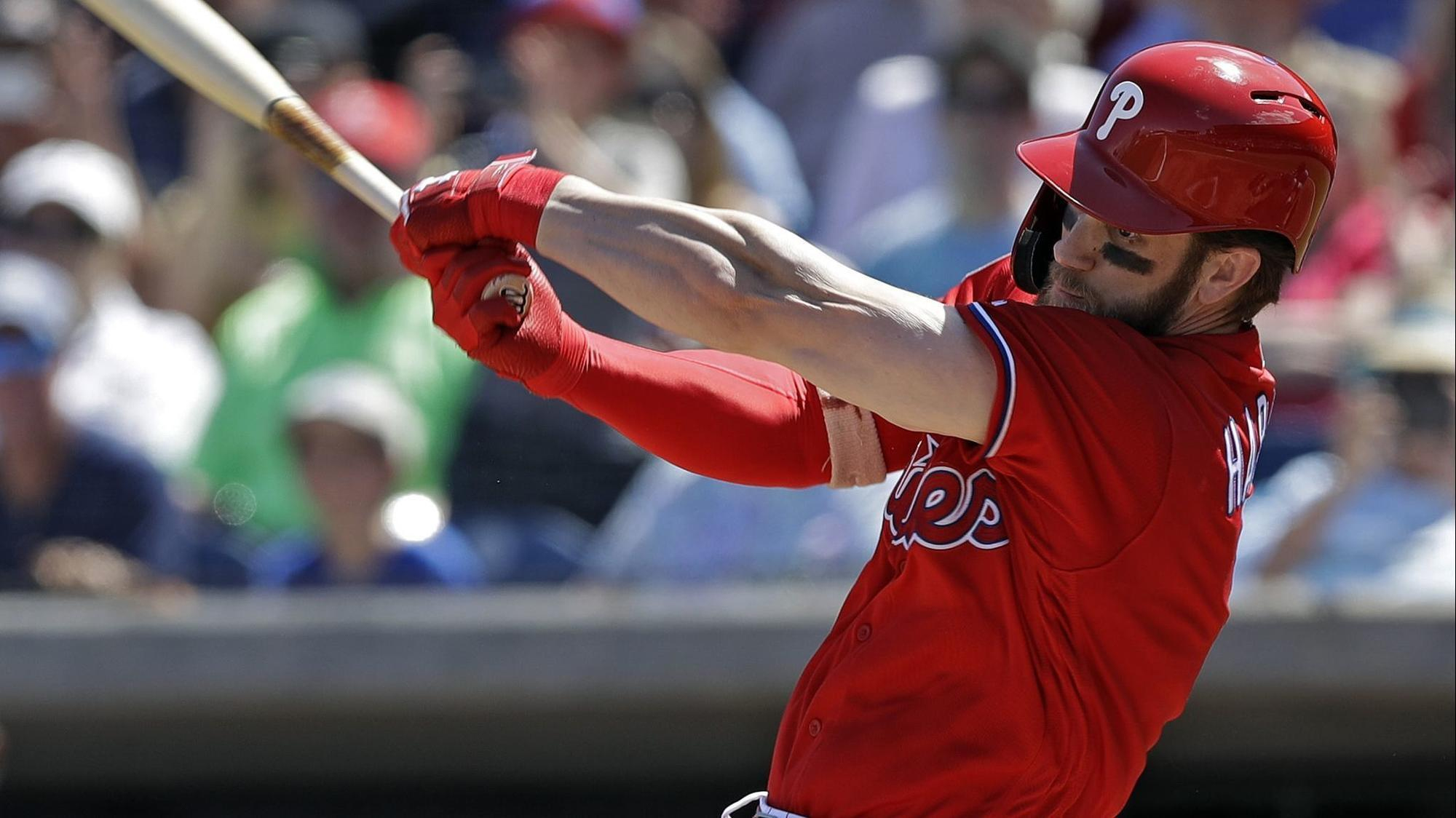 Phillies elevate from also-rans to favorites in NL East