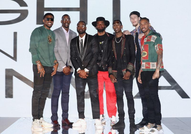 NBA superstar Dwyane Wade hosts fashion show benefit at Aventura Mall | Photos