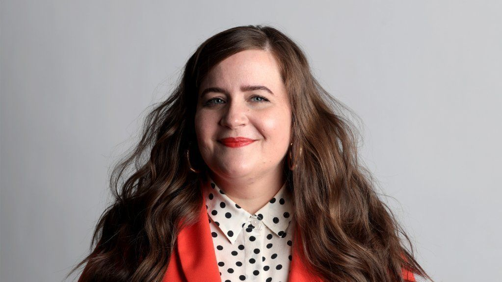 'Shrill,' 'SNL' star Aidy Bryant on finding her confidence on stage in Chicago