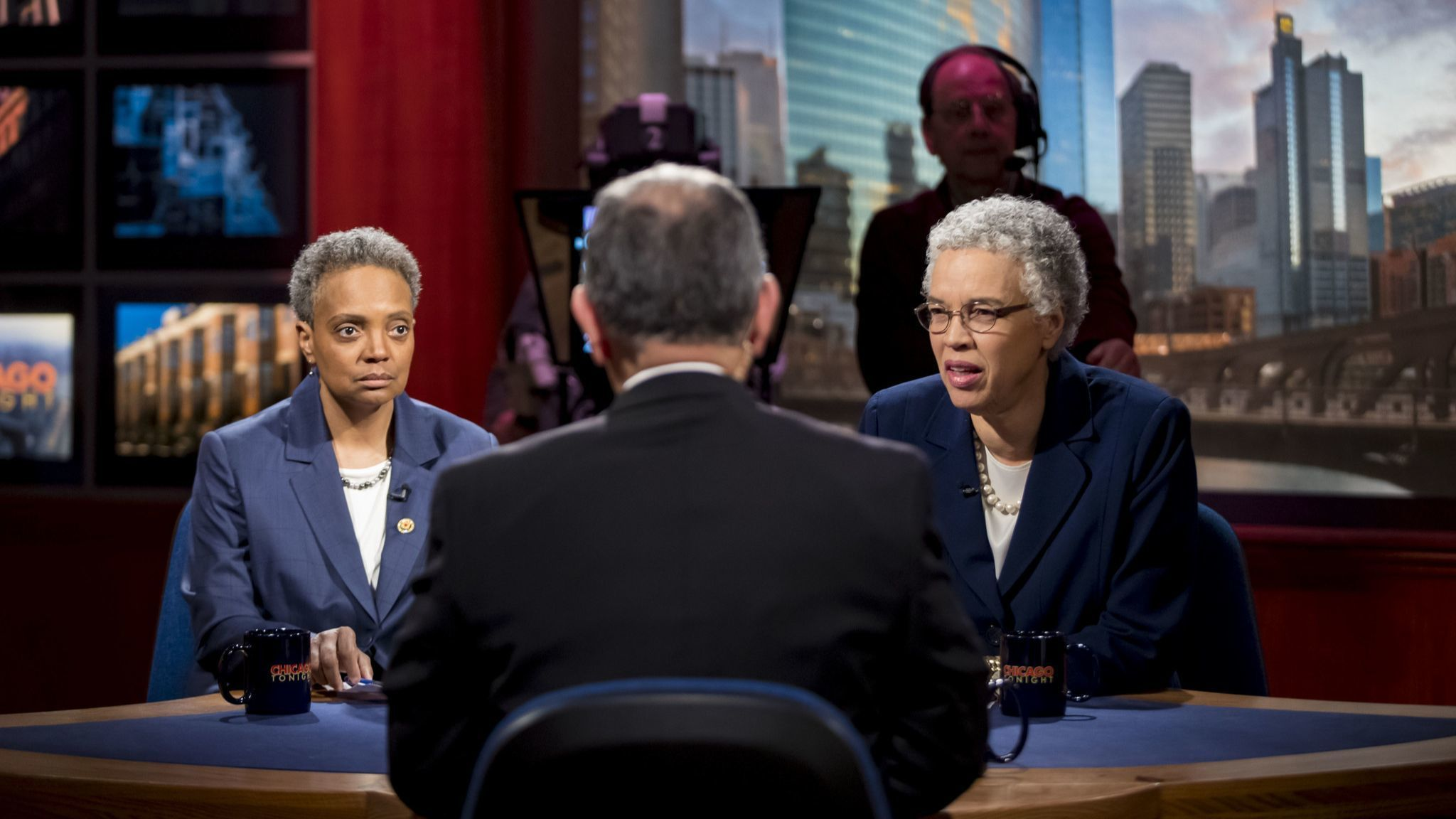Lori Lightfoot counters Chance the Rapper's criticism during Chicago mayor debate