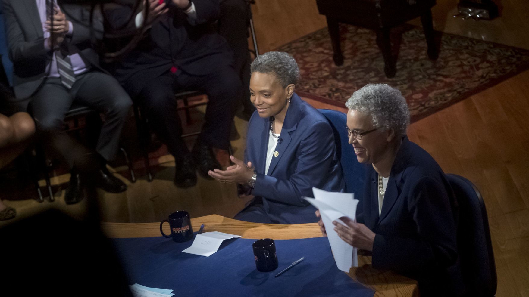 How mayoral candidates Lori Lightfoot and Toni Preckwinkle have ducked details on Chicago's financial woes