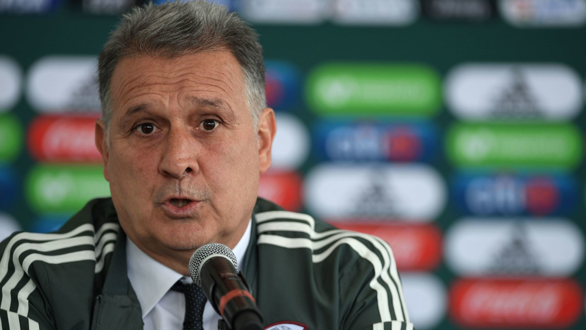 The Tata era begins: Mexico's national soccer team pins its hopes on Argentine coach