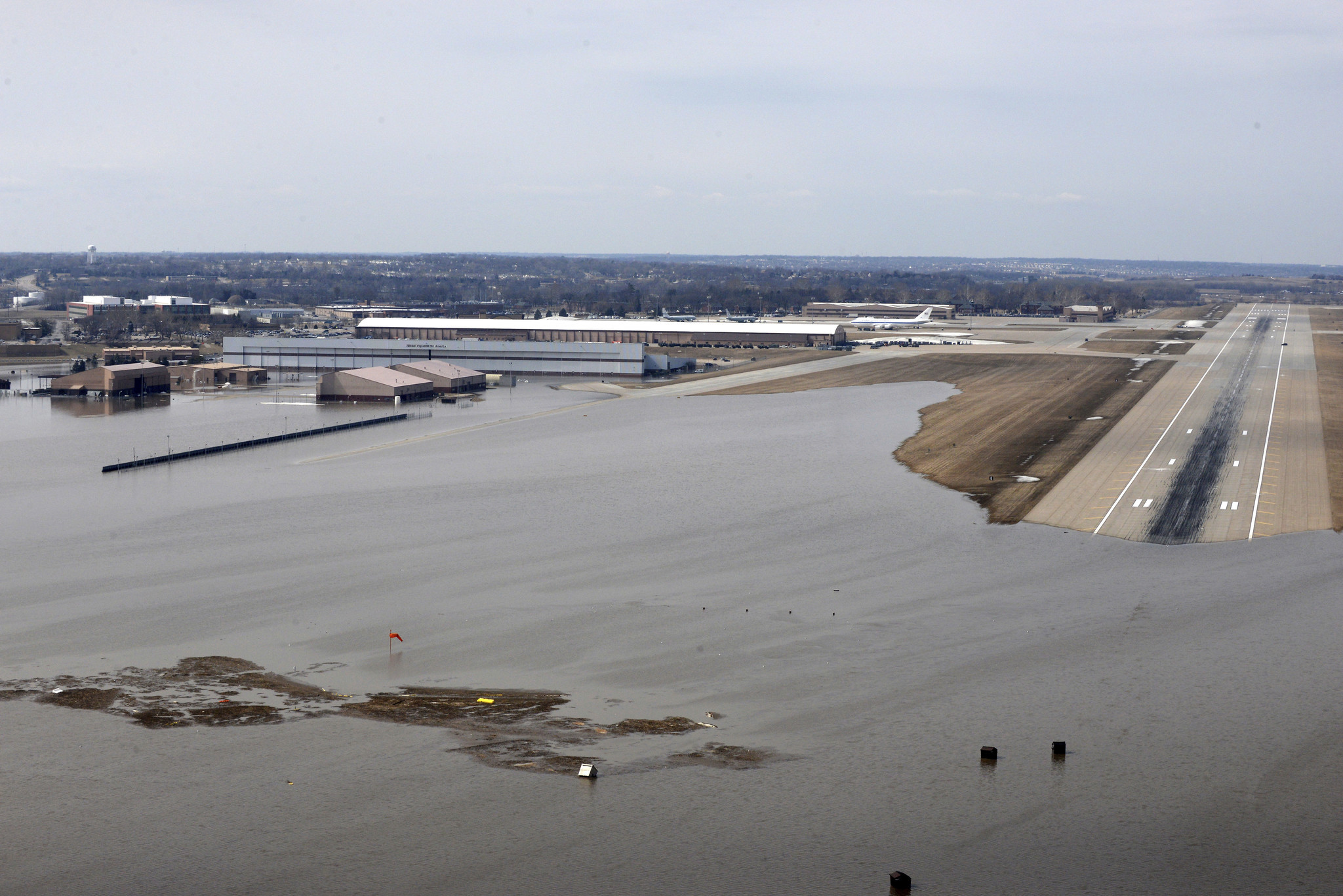 Midwest flooding highlights national security risk posed by climate change