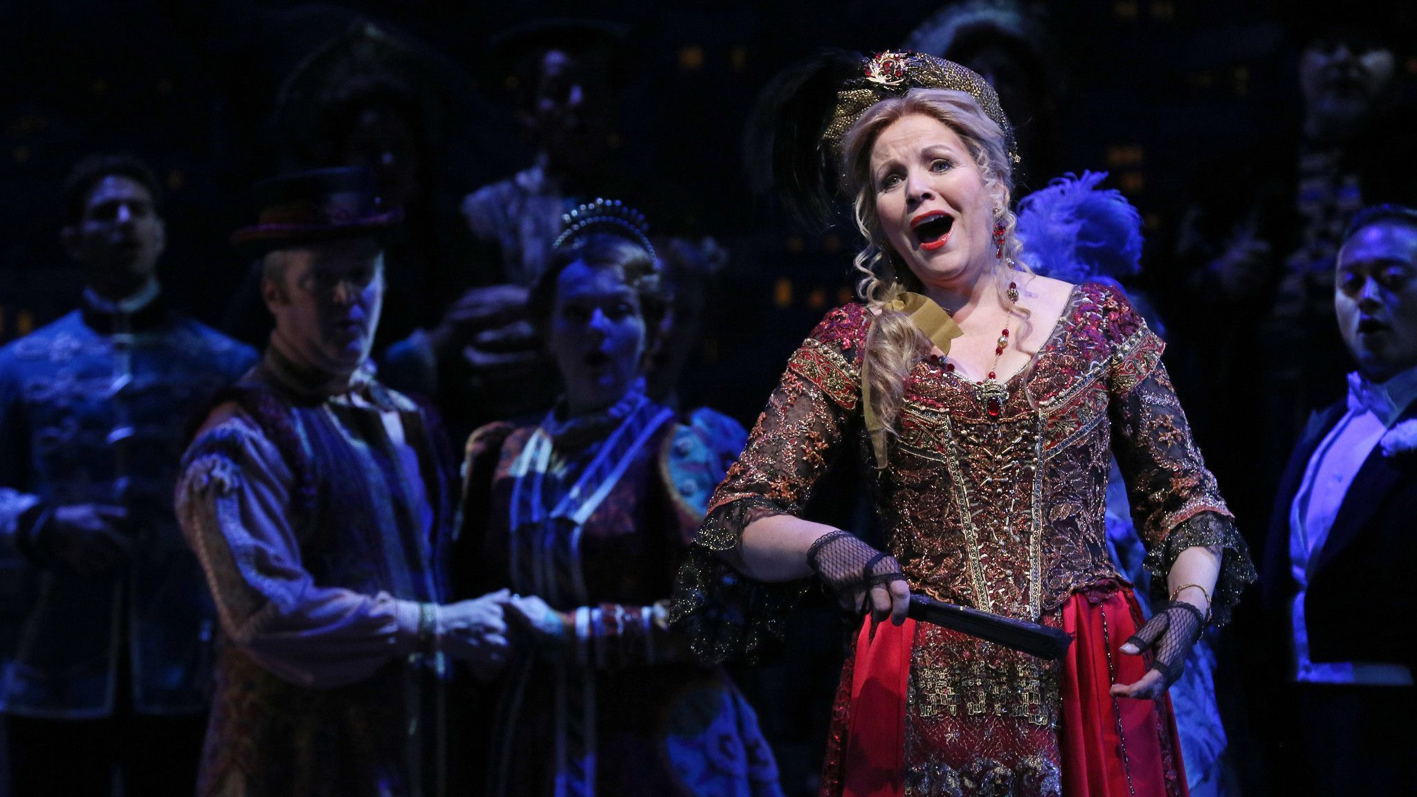 Renee Fleming to star in revered 'Light in the Piazza' in Chicago