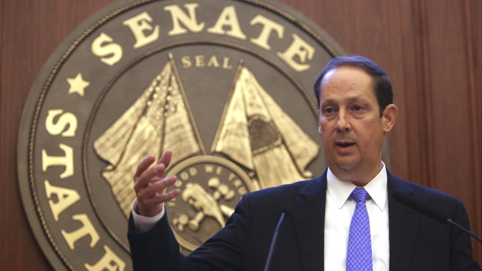 """At $400,000 a year, Joe Negron finds """"public service"""" pays off   Editorial"""