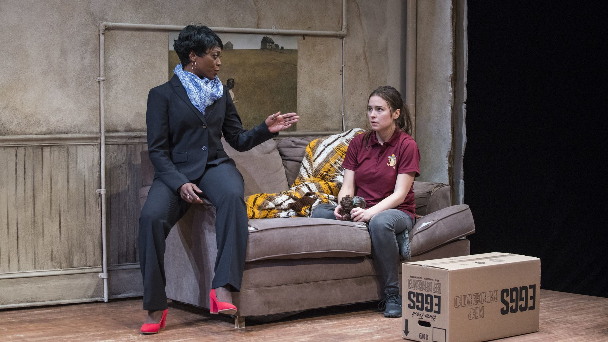 'Landladies' at Northlight Theatre: A young single mom needs a cheap apartment — but there's a hole in this story