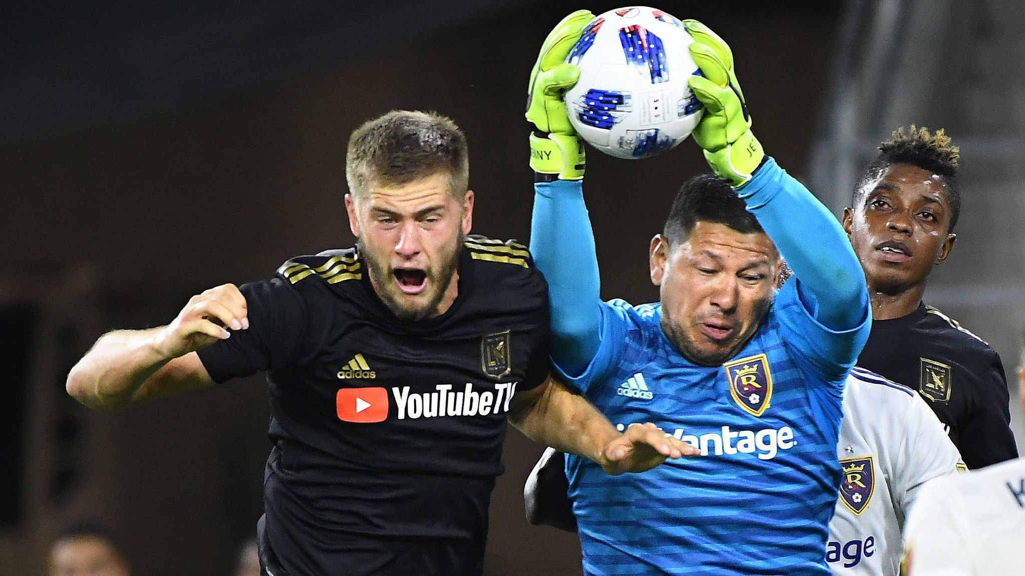 LAFC gets its long-awaited rematch with Real Salt Lake, with a few twists
