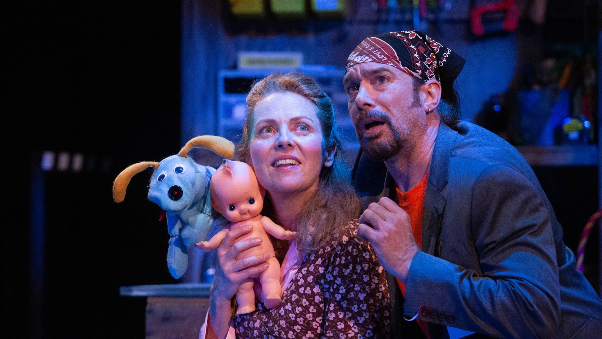 Review: In David Lindsay-Abaire's 'Fuddy Meers,' a wacky web of secrets and lies