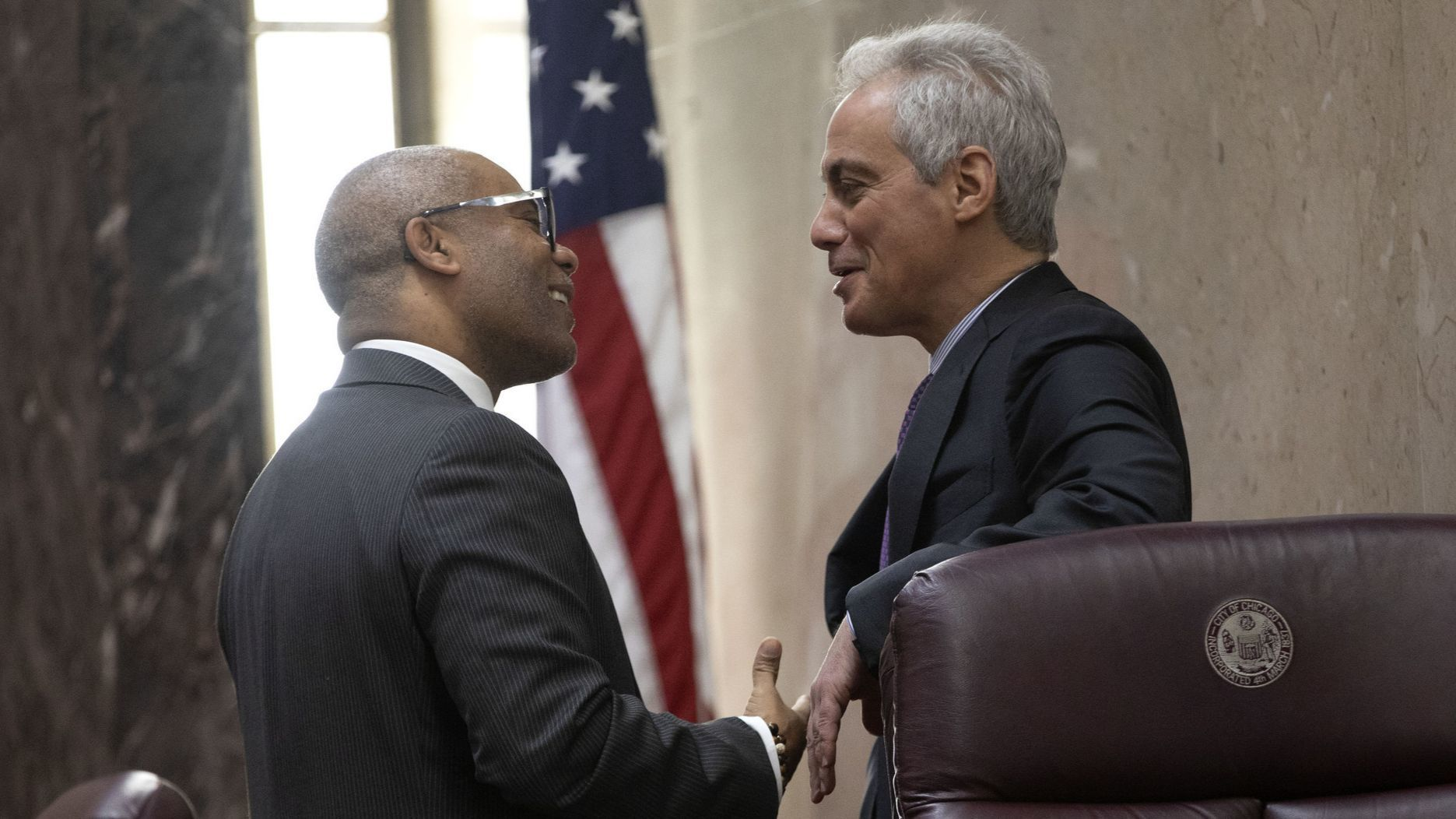Mayor Rahm Emanuel says 'no friend gets left on the field,' but checks didn't pay off for all those he tried helping