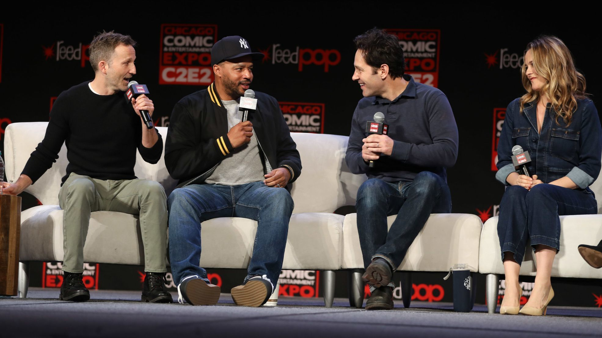 'Clueless' cast reunion at C2E2: Paul Rudd, Alicia Silverstone and friends, just casually hanging out — as if!