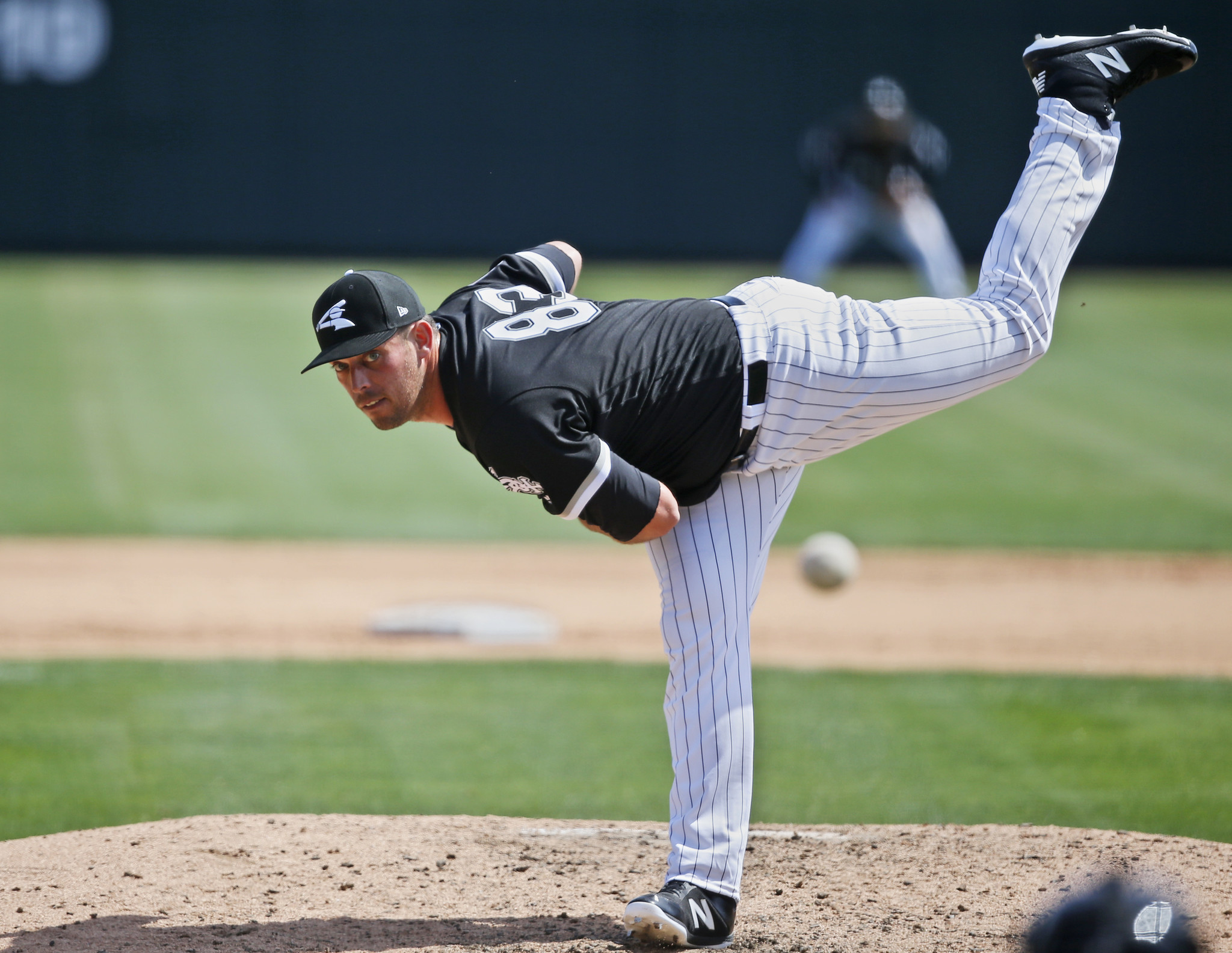 Spring training: White Sox 7, Indians 3