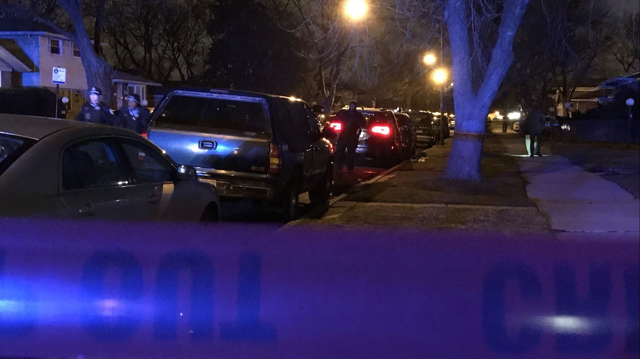 Baby wounded, woman killed in West Pullman triple shooting