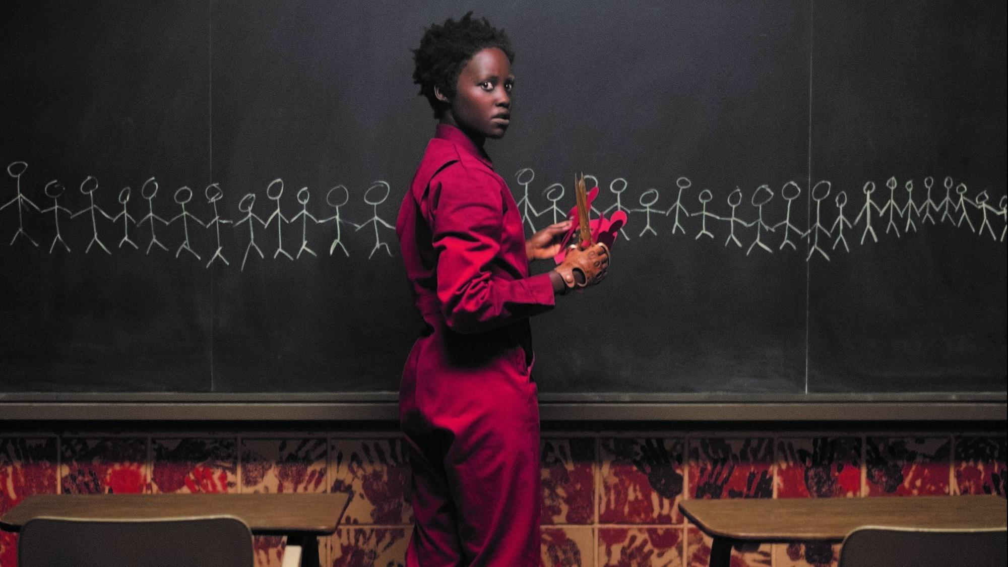 Us Review Notes From The Underground And A Master Class From Lupita Nyongo