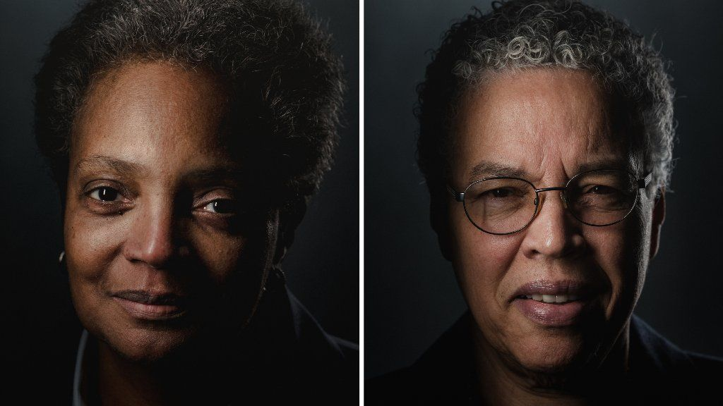 Who are losing mayoral candidates backing in the runoff election? Hint: not Toni Preckwinkle