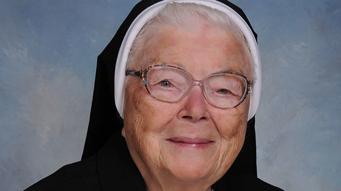 Sister Francesca Krolczyk, retired math teacher, dies