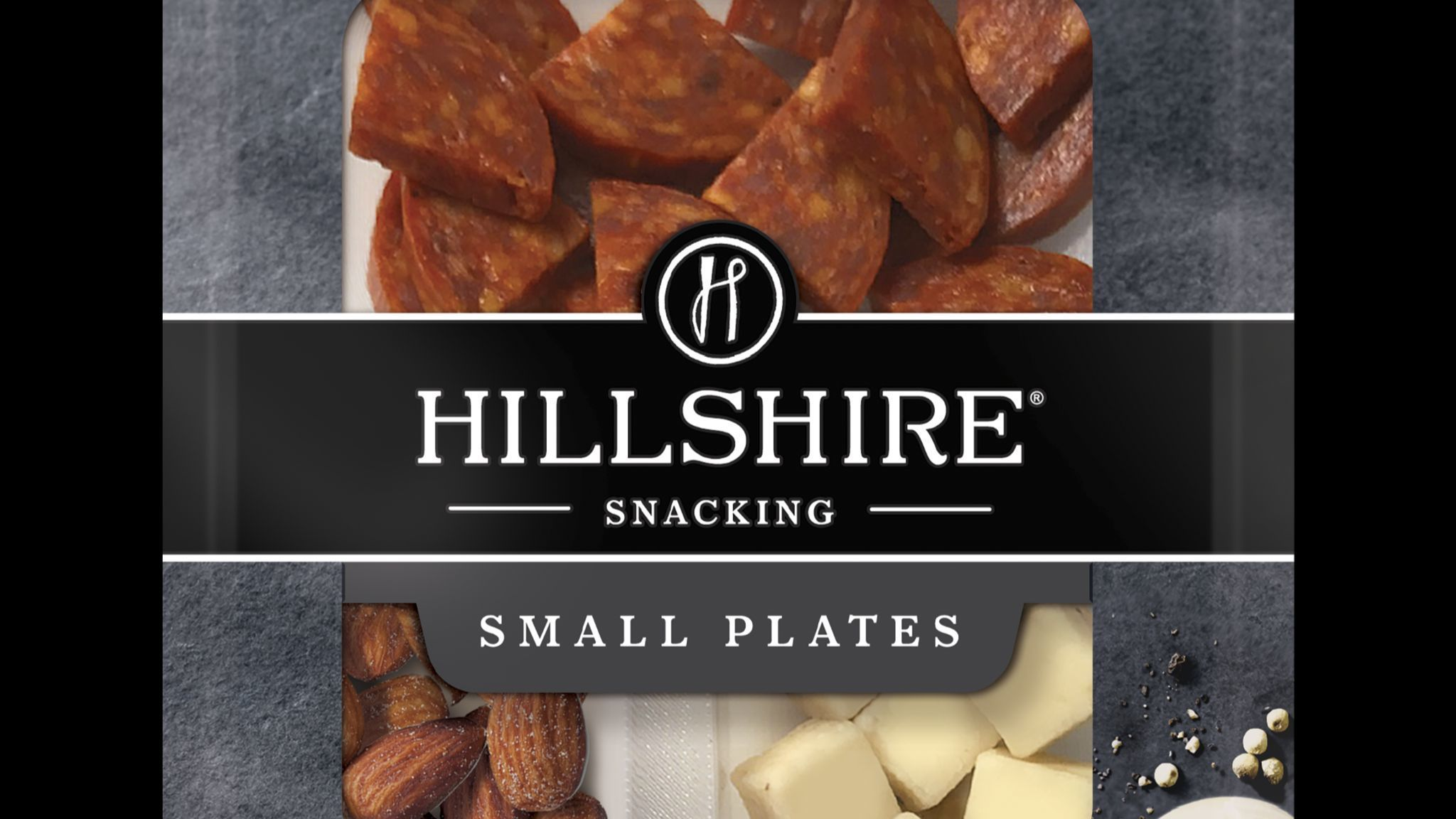 Chef-curated 'small plates' from Hillshire Snacking