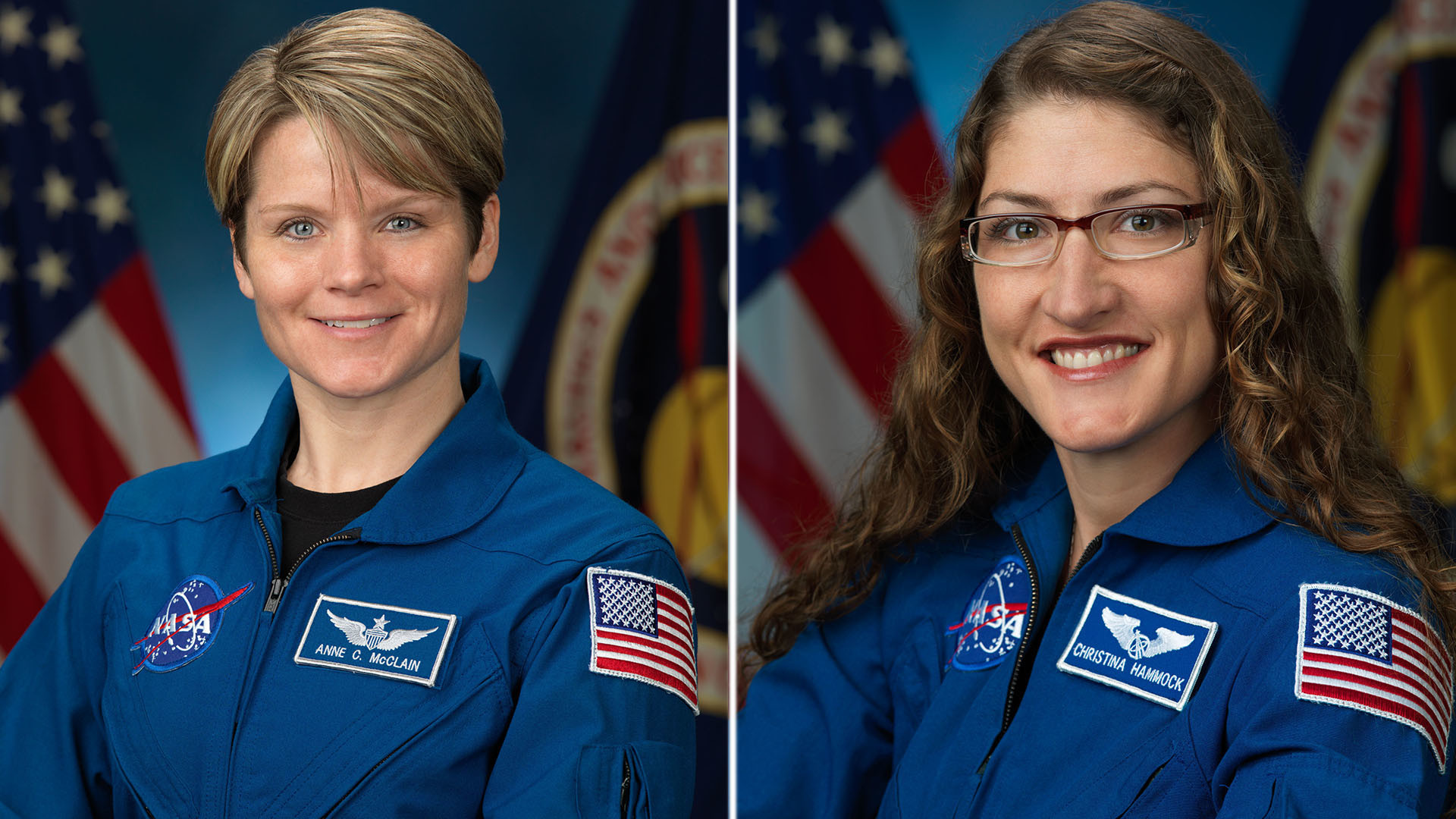 NASA's first all-female spacewalk isn't happening. Blame a wardrobe malfunction.