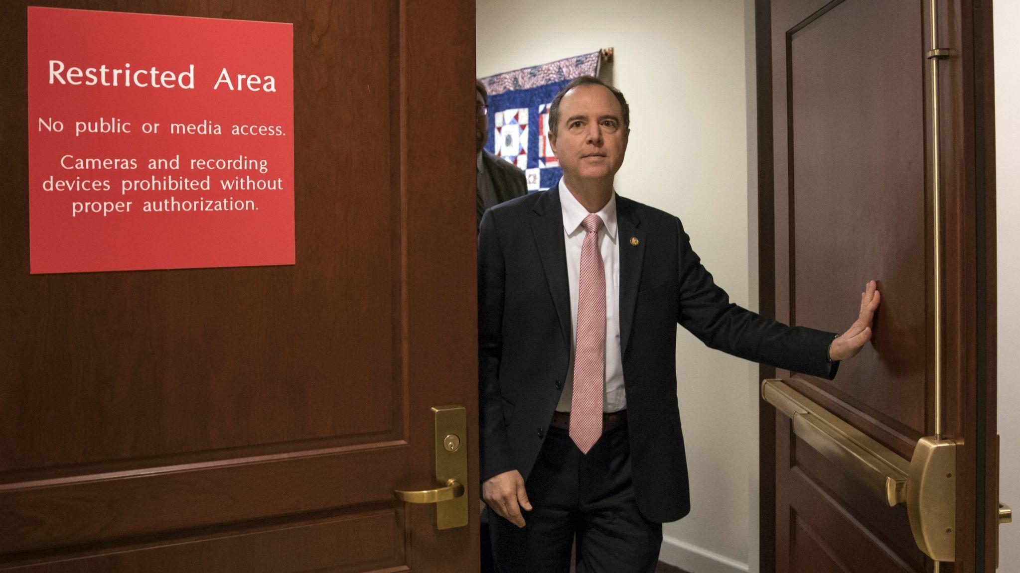 Calls for Adam Schiff's resignation are a disingenuous partisan pile-on
