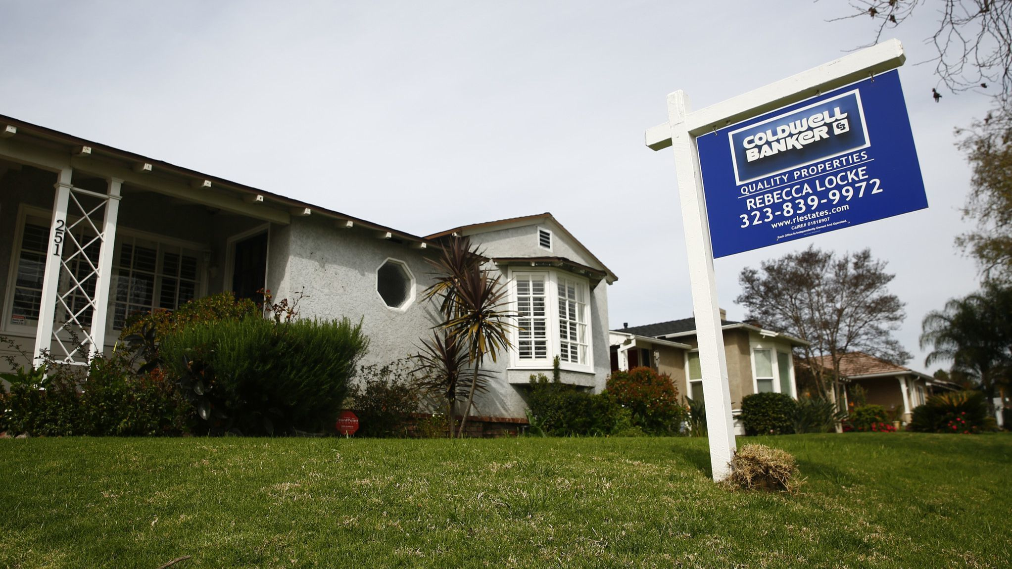 Southern California home sales slowdown deepened in February; agents see busier times ahead