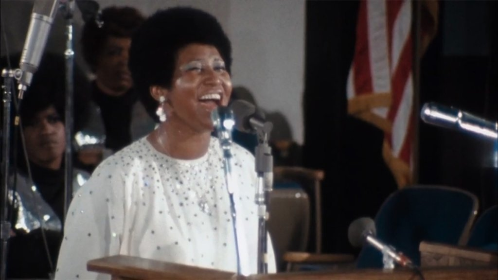 Ebertfest preview: Newly released Aretha Franklin doc 'Amazing Grace' due April 10