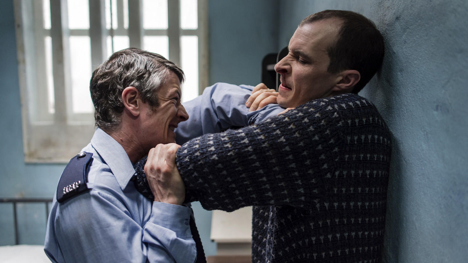 Review: The terrific prison break movie 'Maze' mixes excitement and emotional connection