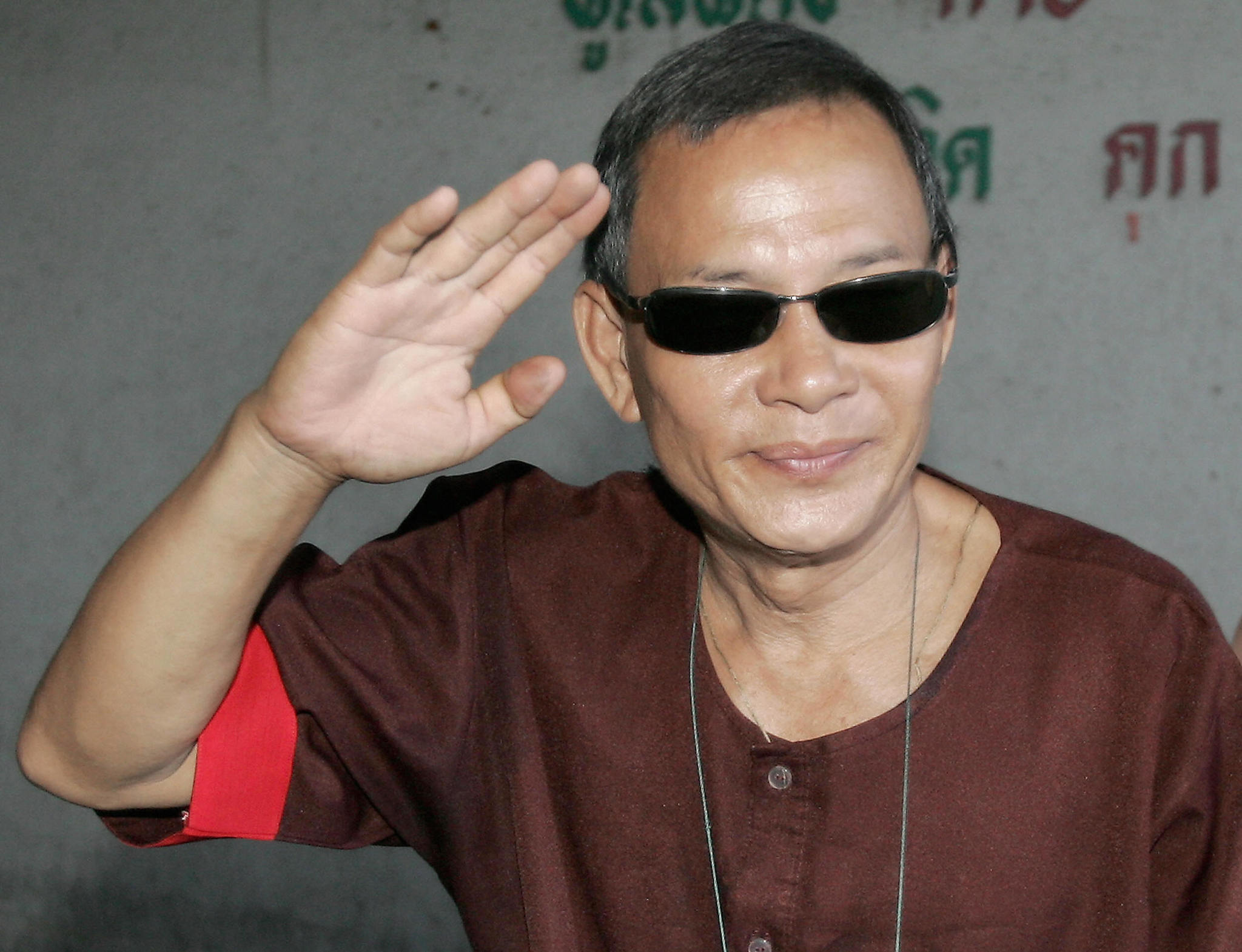 Ly Tong, the 'Vietnamese James Bond' and anti-communist folk hero, nears death
