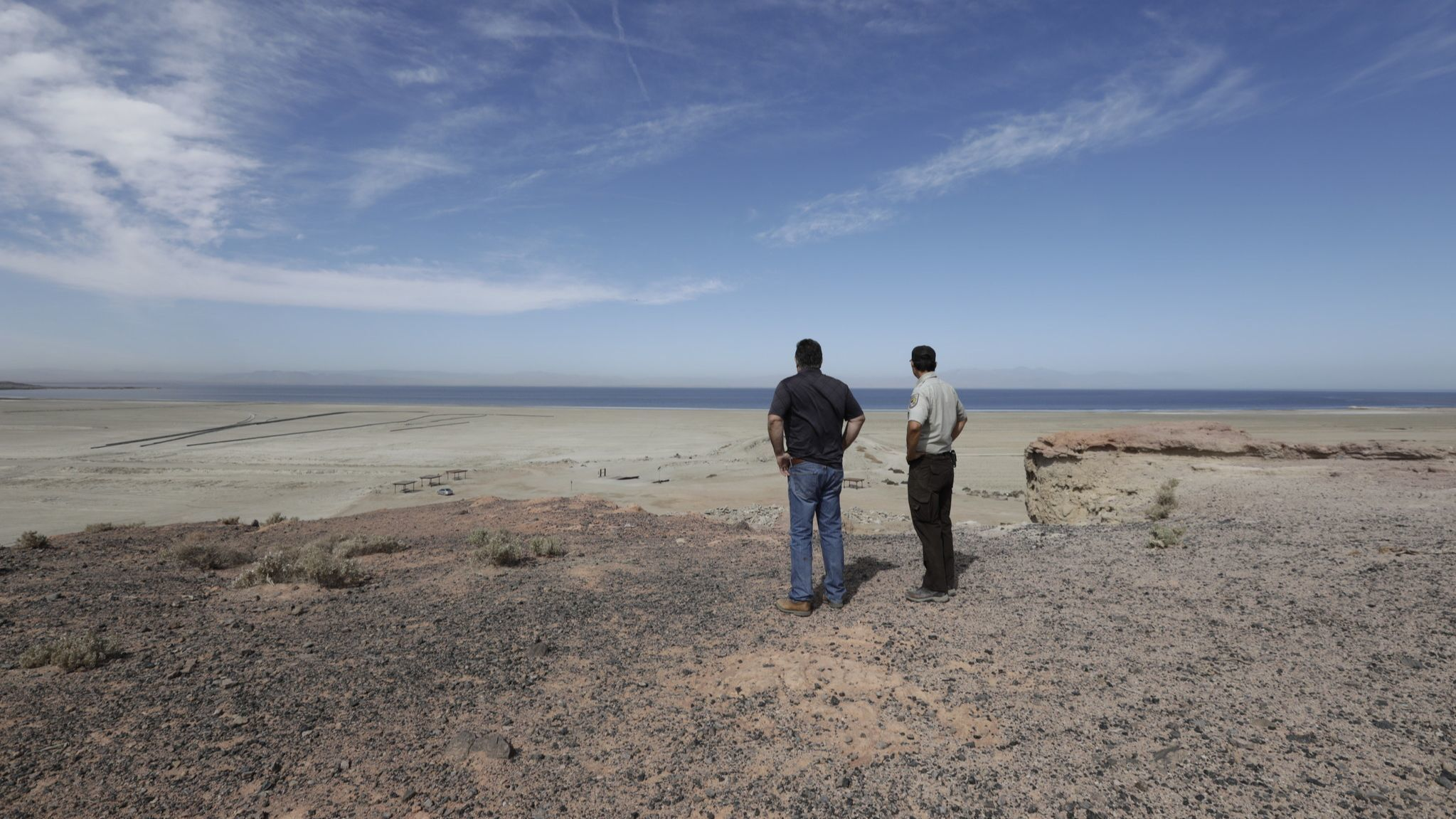 The Salton Sea is a disaster in the making. California isn't doing anything to stop it