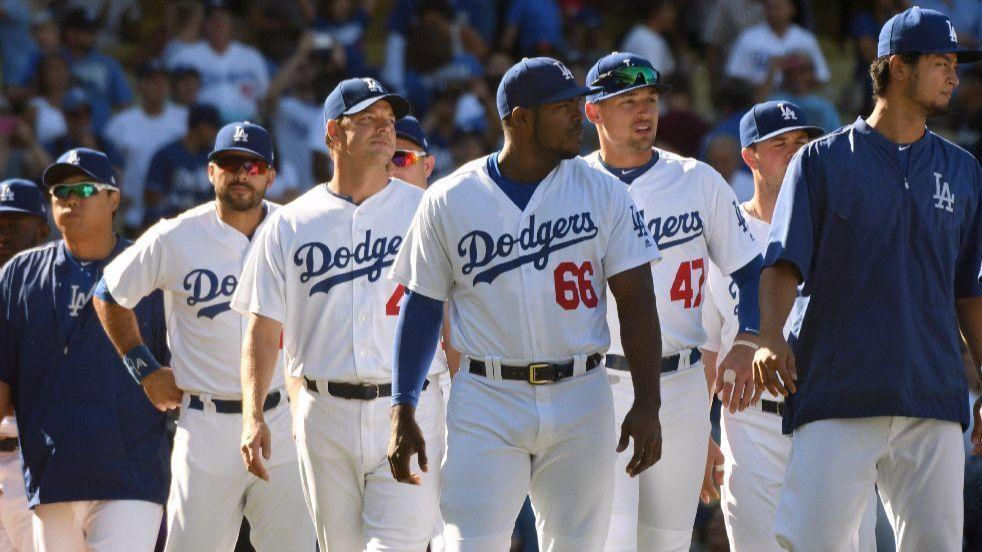 Diverse Dodgers' roster mirrors melting pot that is Los Angeles