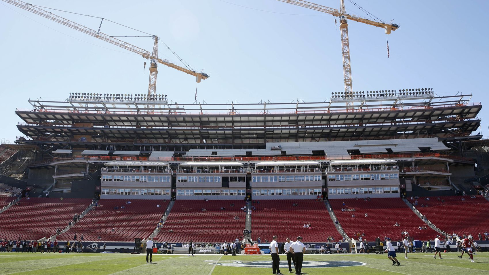 Naming rights deal ignores the fact that the Coliseum is supposed to be a memorial