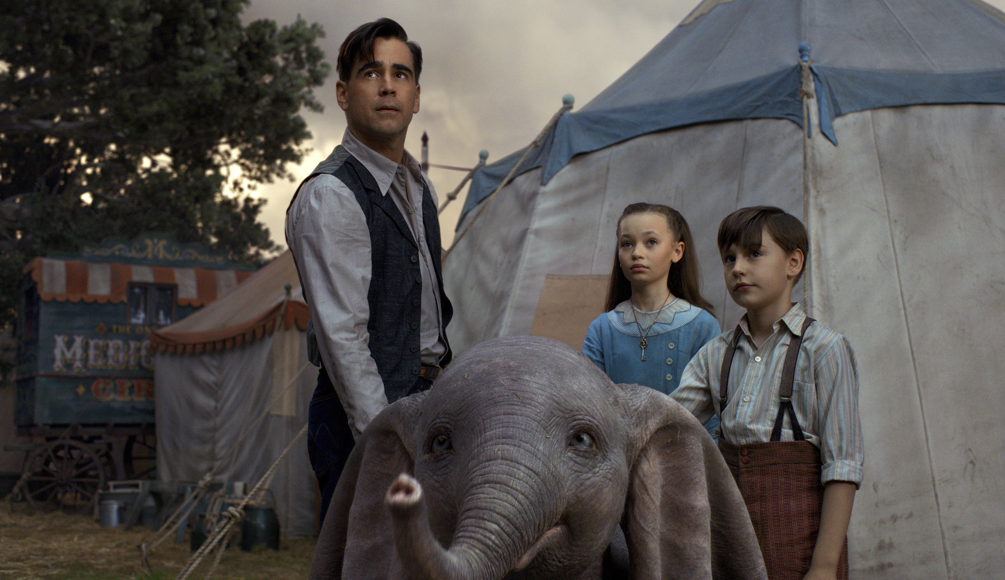 'Dumbo' tops the box office despite a softer than expected opening