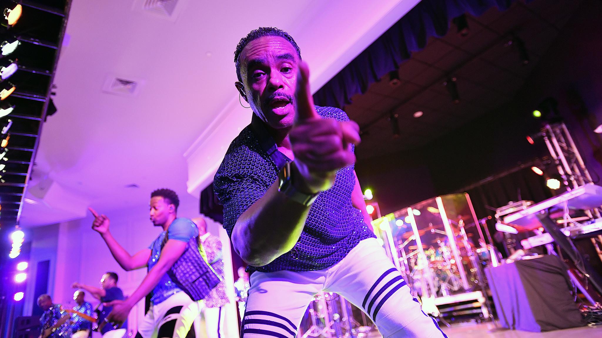 Photos: Kool and the Gang perform at Valencia Bay