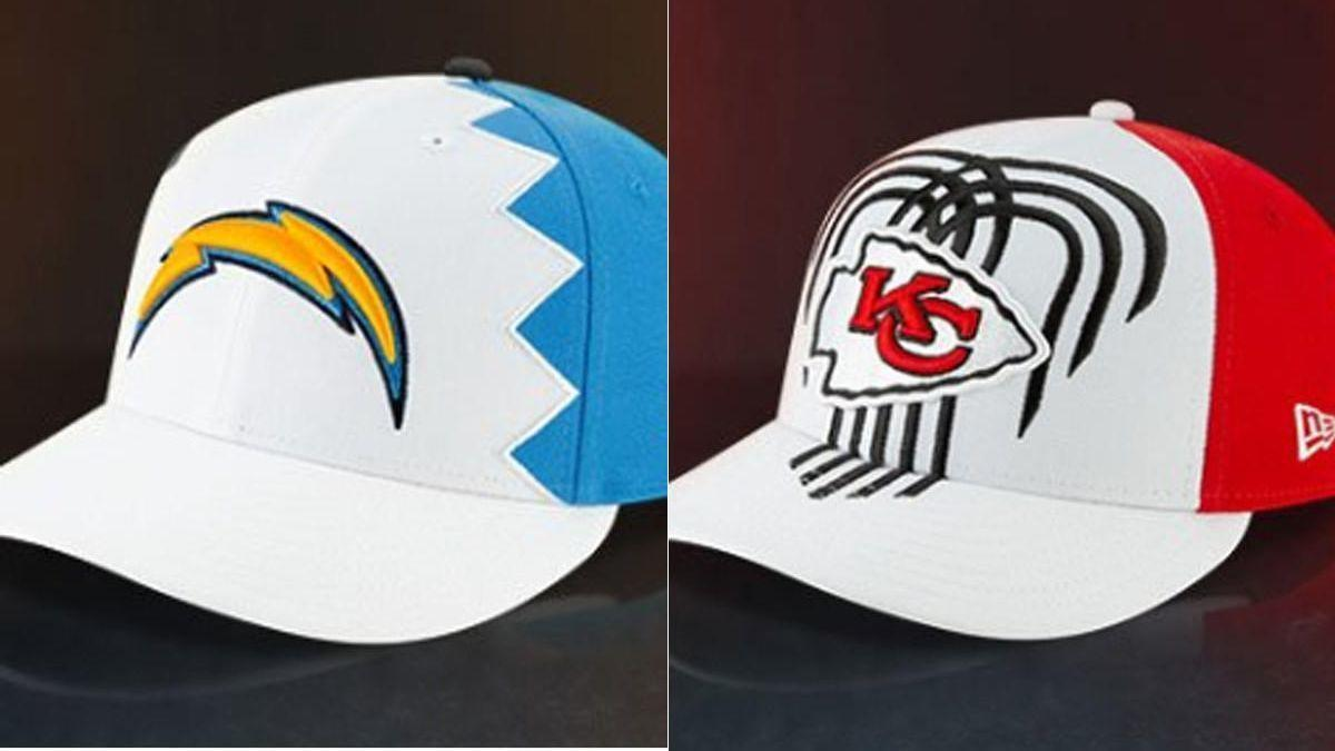 The 2019 NFL draft day hats, ranked from snazziest to most hideous