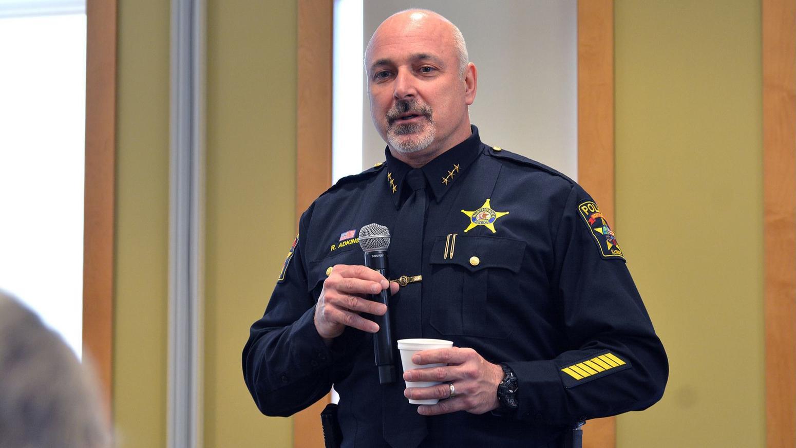 Coffe Cop- chief