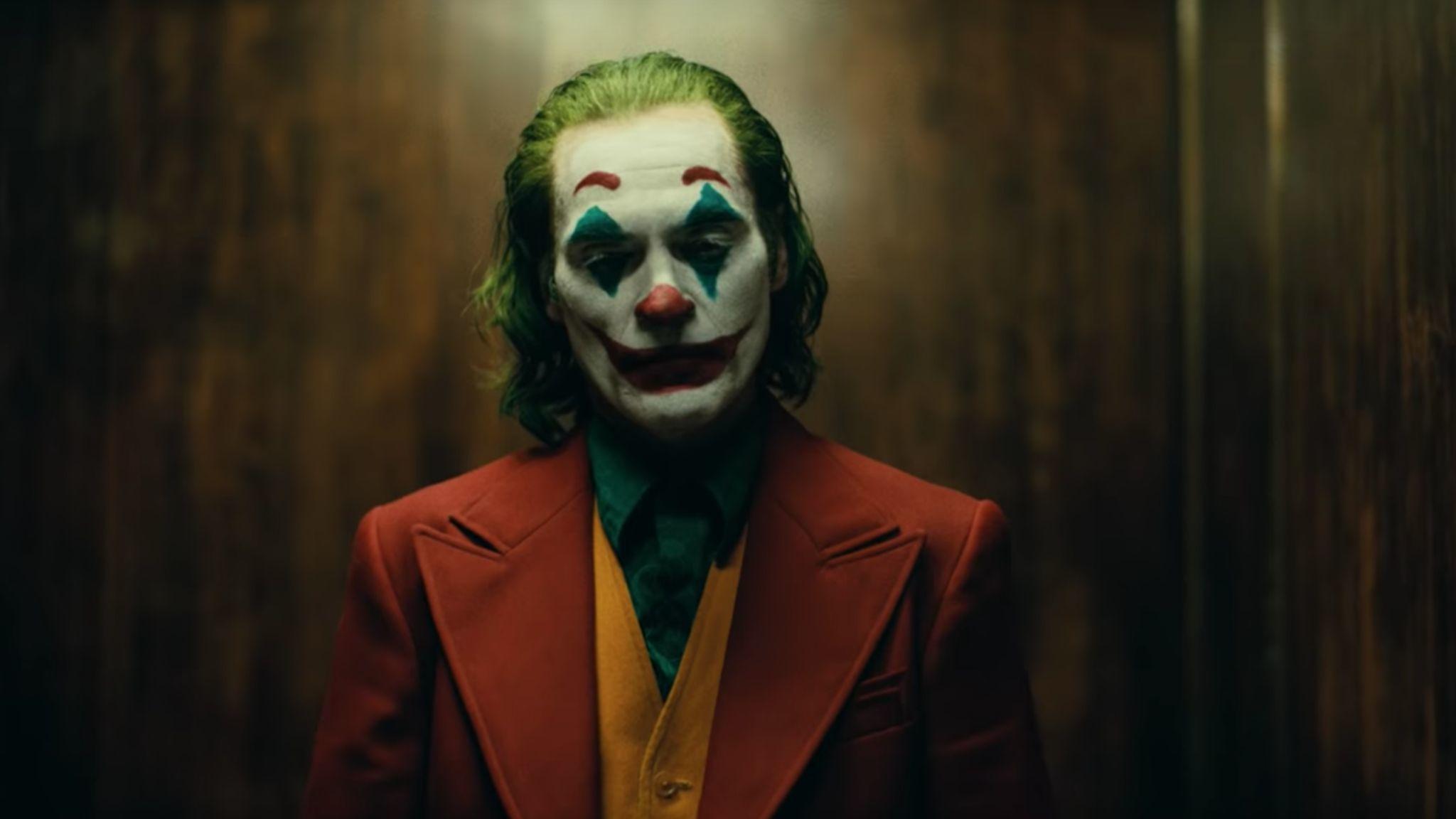 Watch: 'Joker' trailer offers first look at Joaquin Phoenix's villain