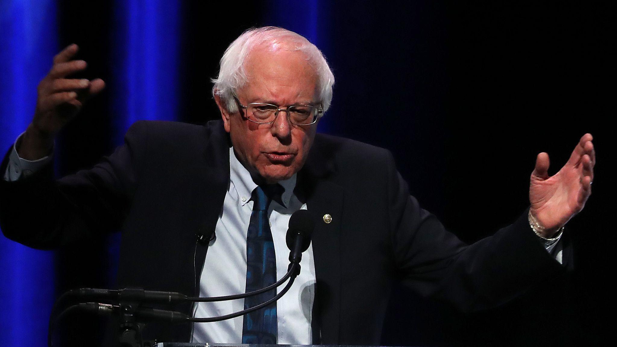 ¿Qué significa la inmensa recaudación de fondos de Bernie Sanders?