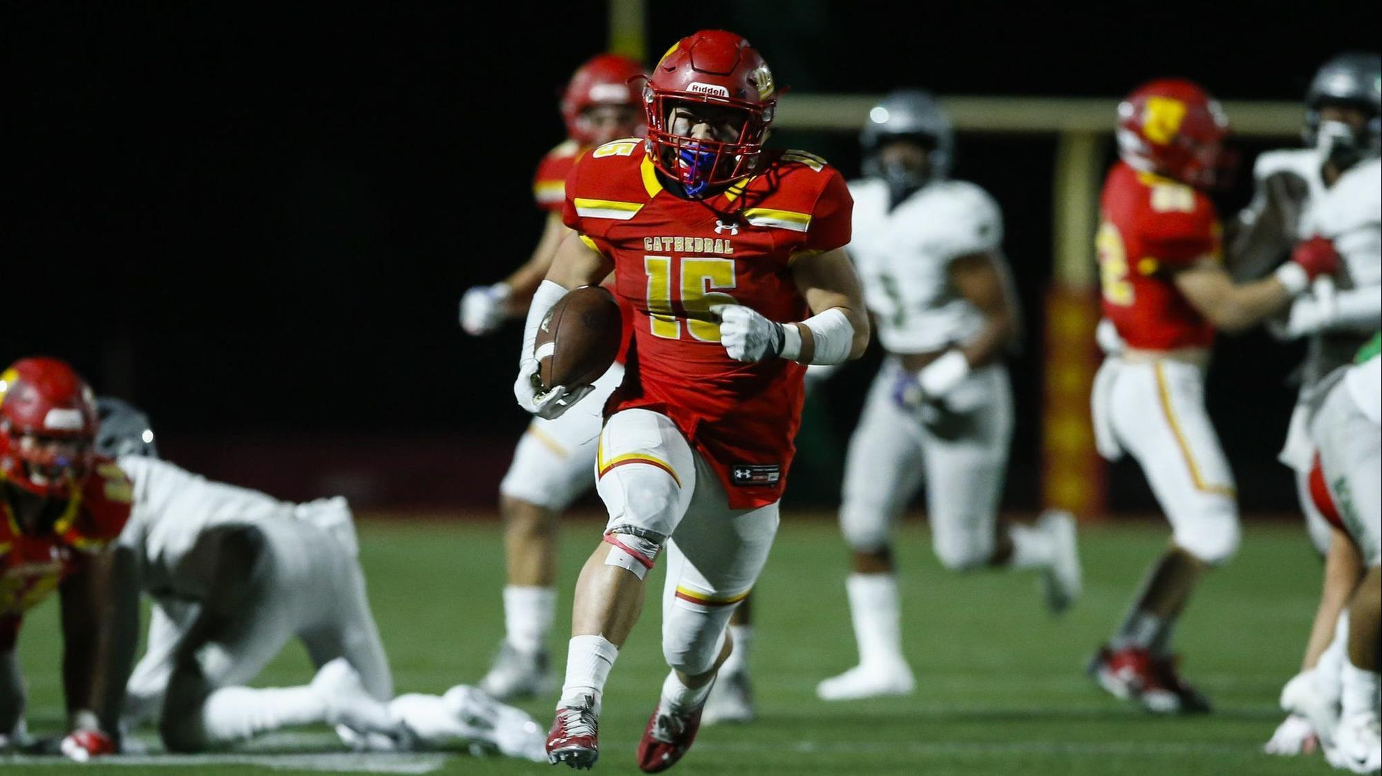 Narbonne loses to Cathedral Catholic on late field goal
