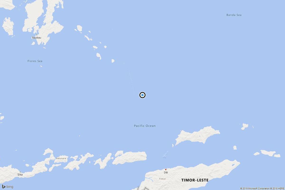 6.3 quake strikes near Kemang, Indonesia