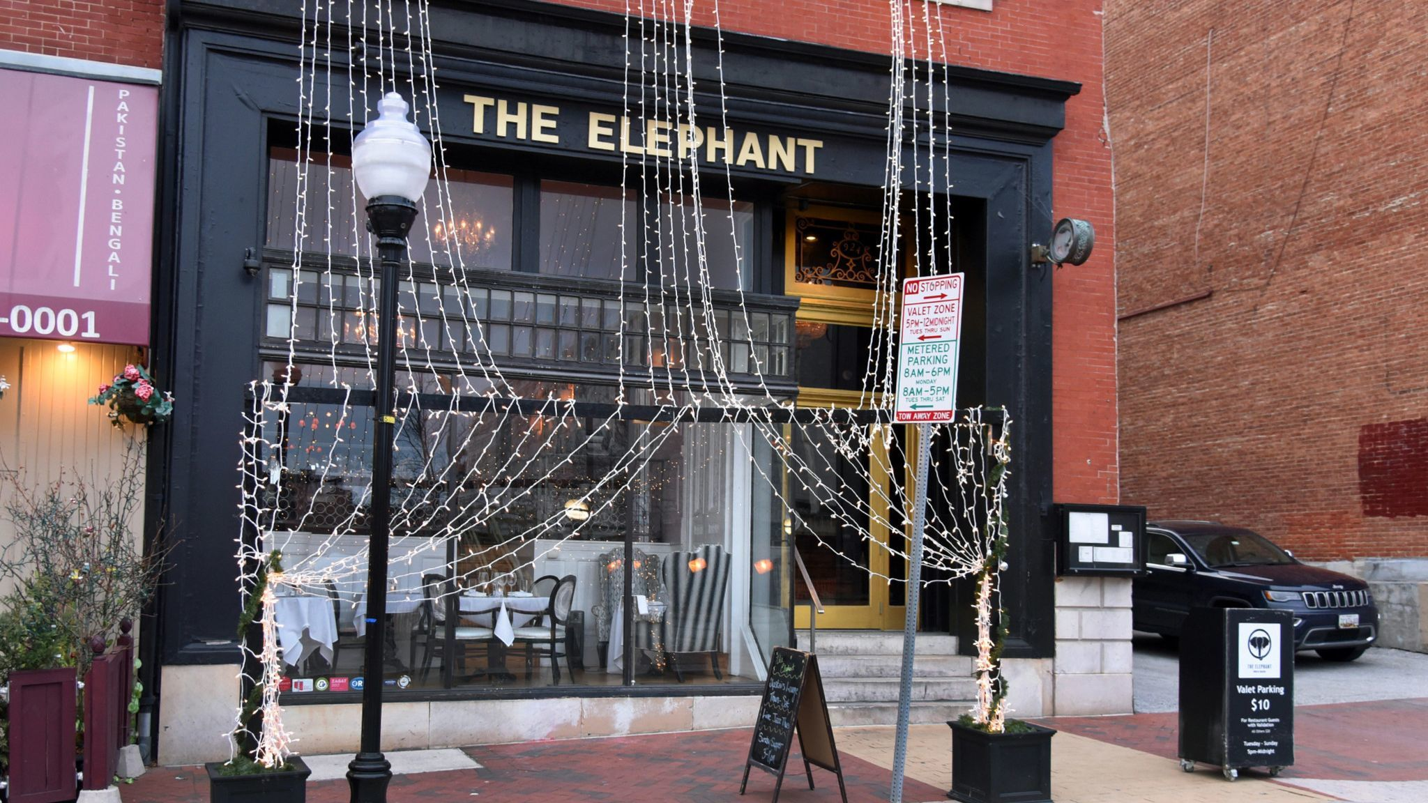 The Elephant building to be sold at auction May 1