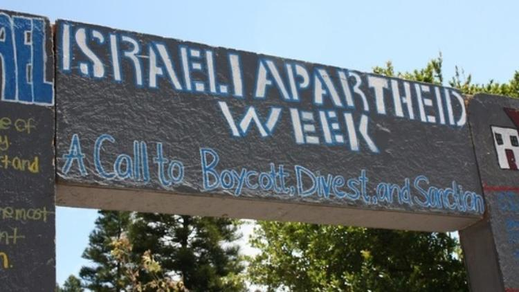 Campuses draw attention for events, speakers during Israeli Apartheid Week