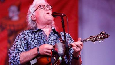 Ricky Skaggs stays true to his country and bluegrass roots