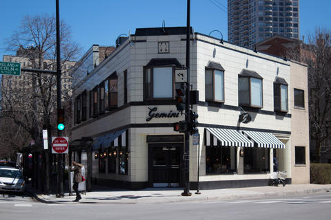 Gemini, 2075 N. Lincoln Ave. in Lincoln Park