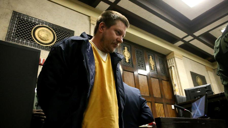 Jason Van Dyke court appearance