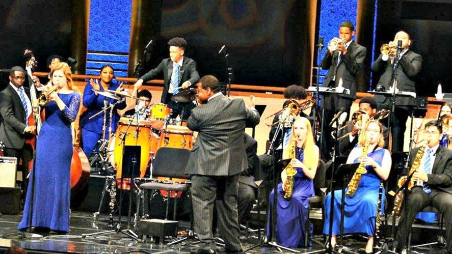 Trumpet great Jon Faddis to join Dillard Jazz Ensemble for Essentially Ellington benefit concert