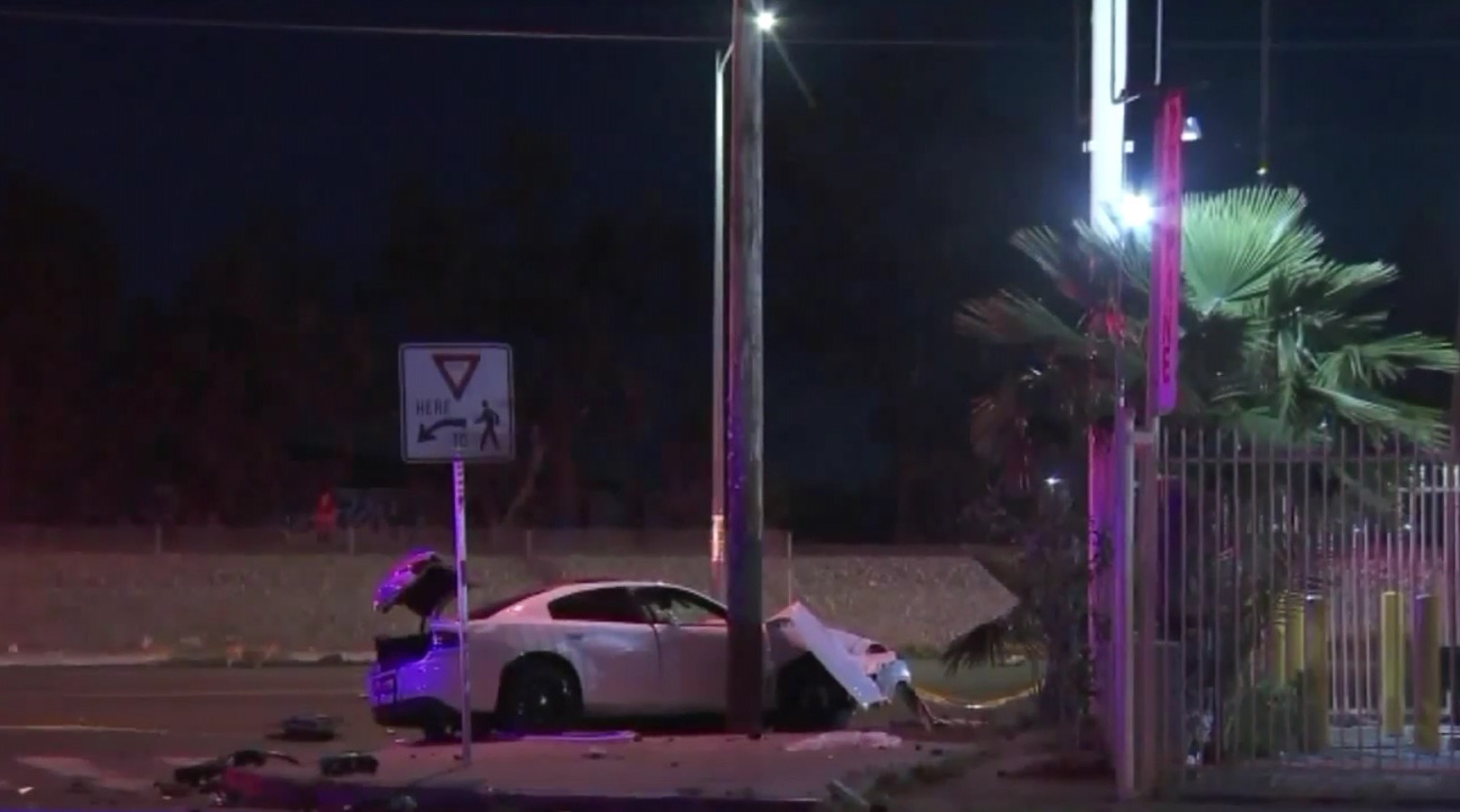 Suspect sought in hit-and-run crash that killed 2 people in Sun Valley