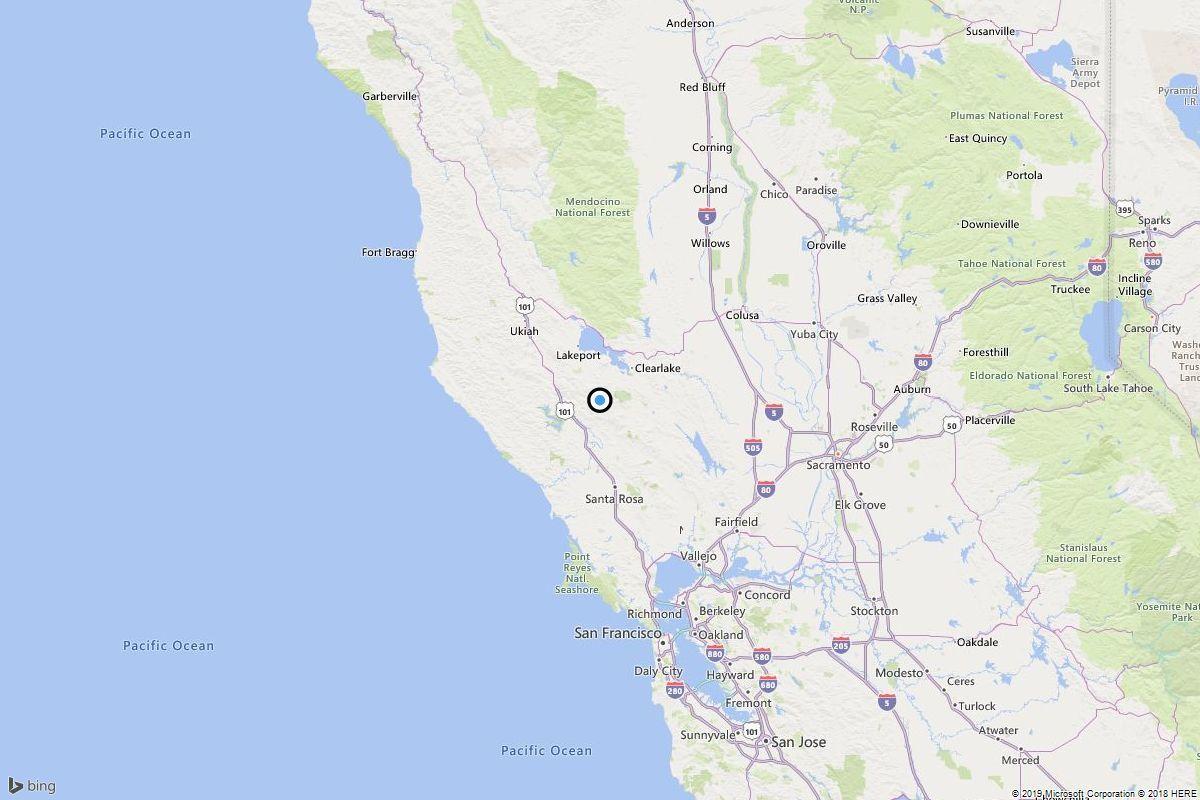 Earthquake: 3.6 quake strikes near Black Oaks, Calif.